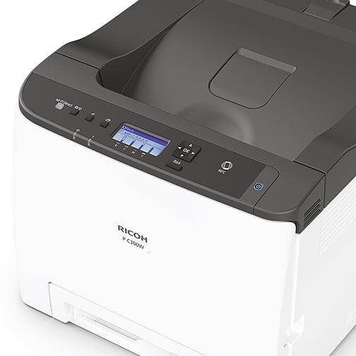 Impressora P C300W-3