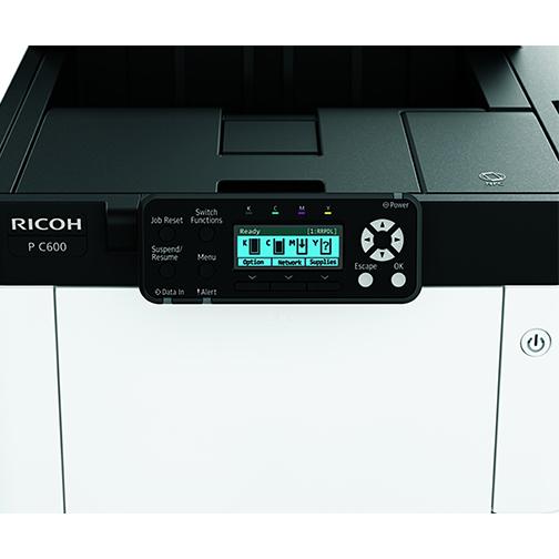 Impressora P C600-3