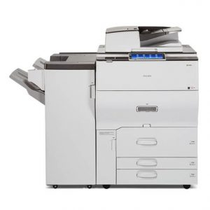 Fotocopiadora / Multifunções Ricoh MP C6503SP